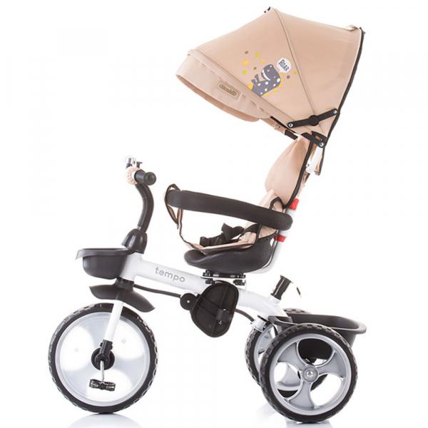 Tricicleta Chipolino Tempo caramel [4]
