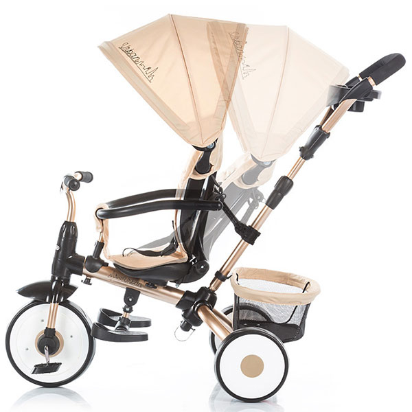 Tricicleta Chipolino Urban beige [1]