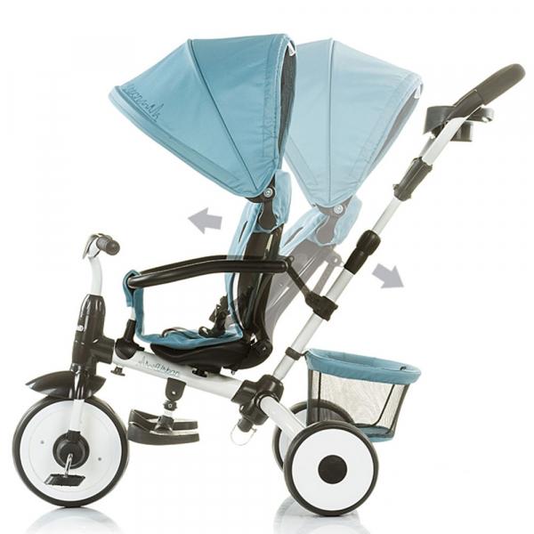 Tricicleta Chipolino Urban kiwi 1