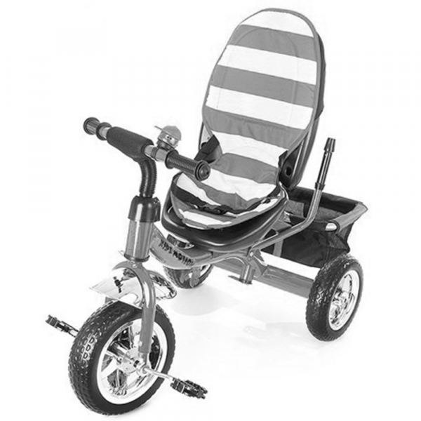 Tricicleta Kidz Motion Tobi Junior blue [2]