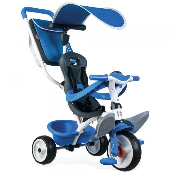 Tricicleta Smoby Baby Balade blue [1]