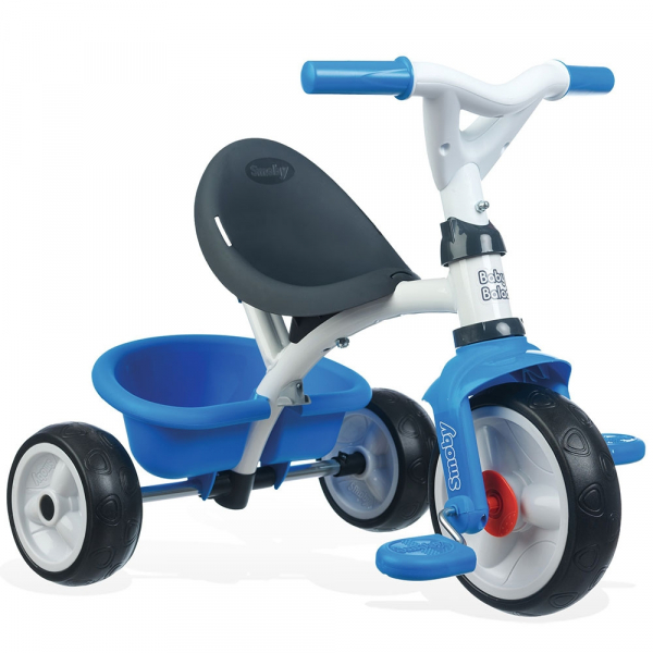 Tricicleta Smoby Baby Balade blue [3]