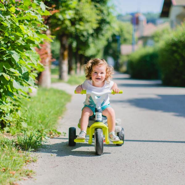 Tricicleta Smoby Baby Balade green [10]