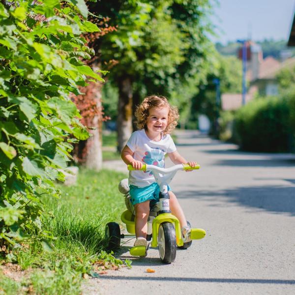 Tricicleta Smoby Baby Balade green [11]