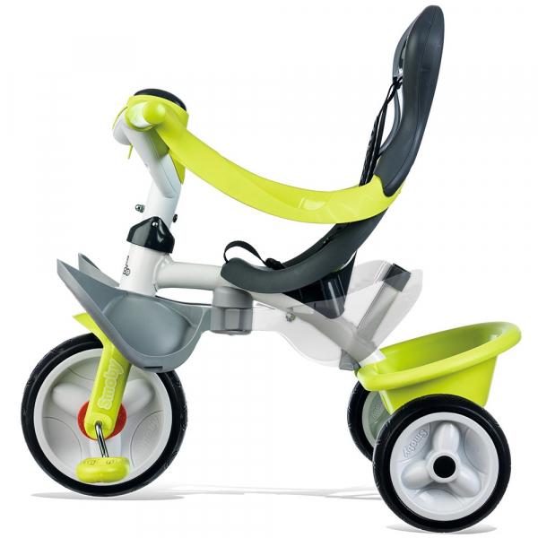 Tricicleta Smoby Baby Balade green [4]