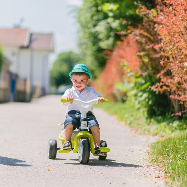 Tricicleta Smoby Baby Balade green [8]
