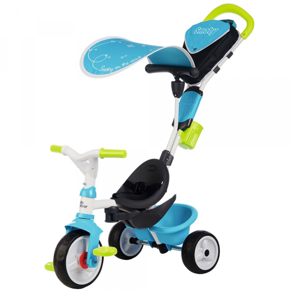 Tricicleta Smoby Baby Driver Comfort blue [0]