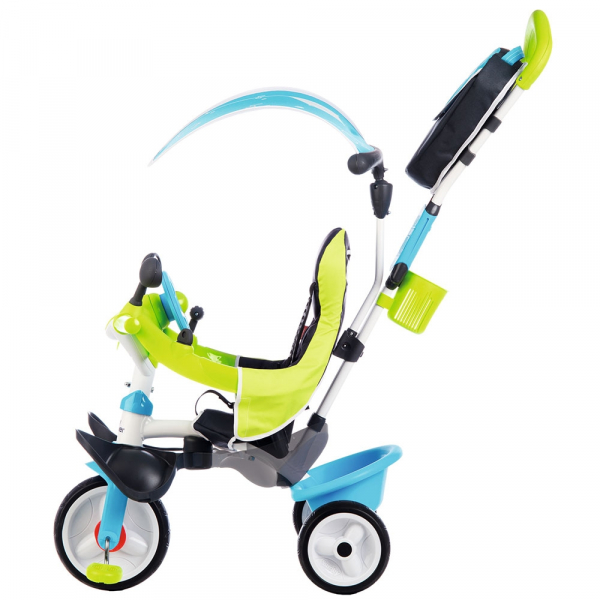 Tricicleta Smoby Baby Driver Comfort blue [3]