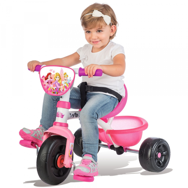 Tricicleta Smoby Be Move Disney Princess 3