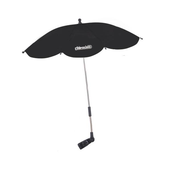 Umbreluta parasolara Chipolino pentru carucioare black 2013 2