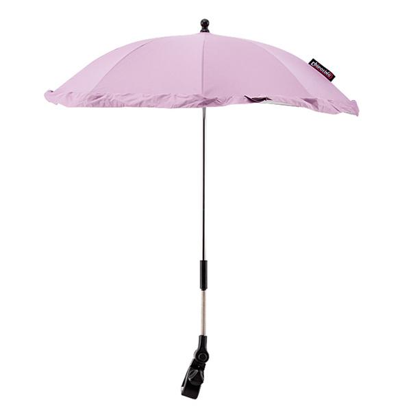 Umbreluta parasolara Chipolino pentru carucioare cu volanase orchid 2014 [2]