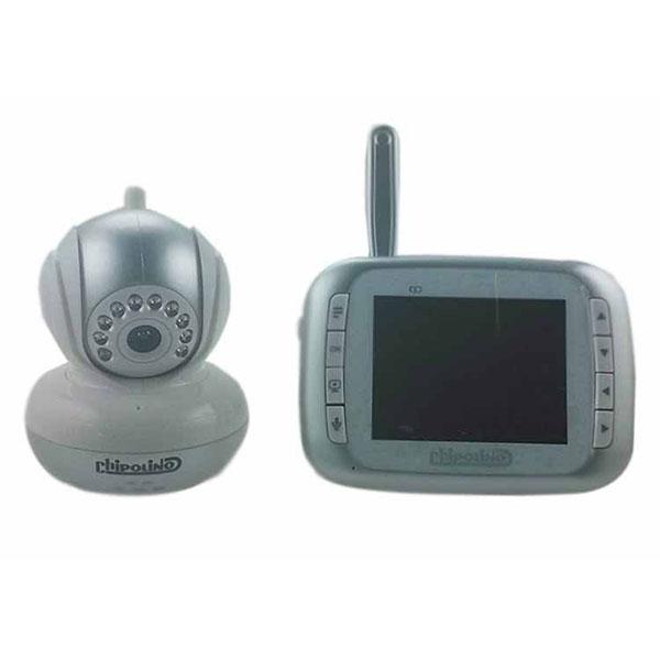 Video monitor Chipolino Visio silver [2]