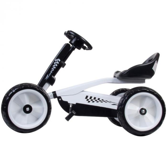 Gokart cu pedale Sun Baby cu 4 roti si inaltime reglabila 1