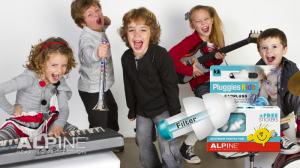 Alpine Pluggies Kids dopuri de urechi pentru copii2