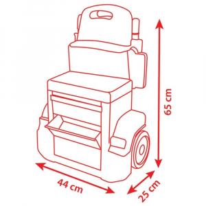 Atelier Smoby Cars XRS Mack cu accesorii4