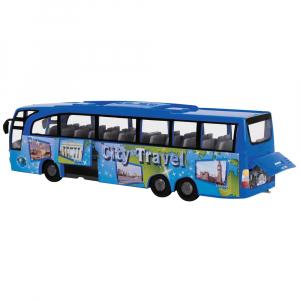 Autobuz Dickie Toys Touring Bus albastru [3]