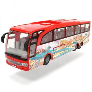 Autobuz Dickie Toys Touring Bus rosu1