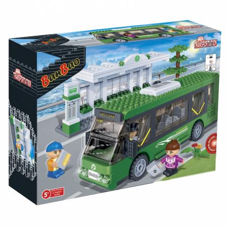 Autobuz, 372 piese + 3 figurine0