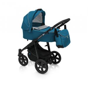 Baby Design Lupo Comfort 05 Turqouise 2018 - Carucior Multifunctional 3 in 11