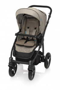 Baby Design Lupo Comfort 09 Beige 2017 - Carucior Multifunctional 3 in 12