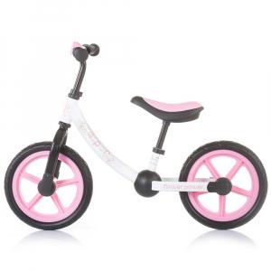 Bicicleta fara pedale Chipolino Casper flower power1