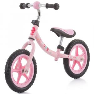Bicicleta fara pedale Chipolino Moby pink [0]