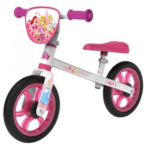 Bicicleta fara pedale Smoby First Bike Disney Princess0