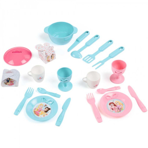 Bucatarie Smoby Disney Princess cu accesorii [1]