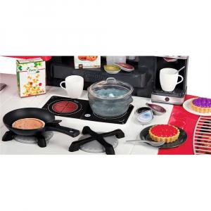 Bucatarie Smoby Tefal Super Chef Deluxe cu grill si aparat de cafea5