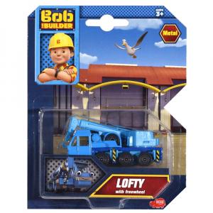 Camion Dickie Toys Bob Constructorul Action Team Lofty [2]