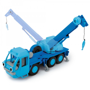 Camion Dickie Toys Bob Constructorul Action Team Lofty cu 1 figurina Wendy [3]
