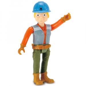 Camion Dickie Toys Bob Constructorul Action Team Lofty cu 1 figurina Wendy [5]