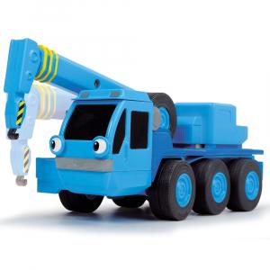 Camion Dickie Toys Bob Constructorul Lofty cu telecomanda2