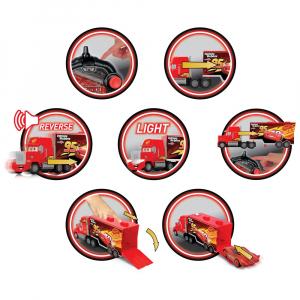 Camion Dickie Toys Cars 3 Turbo Truck Mack cu telecomanda [3]