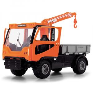 Camion Dickie Toys Playlife M.T. Ladog Service Set cu figurina si accesorii3