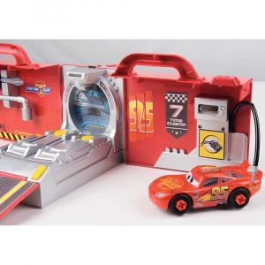 Camion pliabil Smoby Cars Mack8