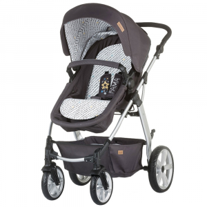 Carucior Chipolino Fama 2 in 1 granite grey0
