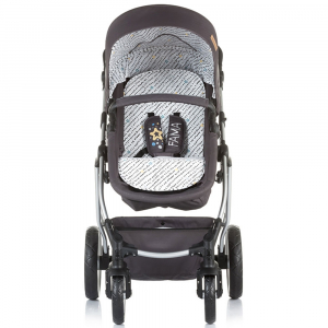Carucior Chipolino Fama 2 in 1 granite grey8