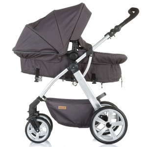 Carucior Chipolino Fama 2 in 1 granite grey4
