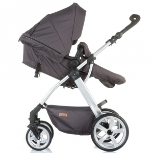 Carucior Chipolino Fama 2 in 1 granite grey3