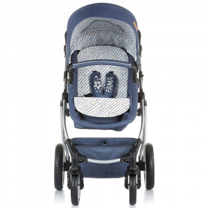 Carucior Chipolino Fama 2 in 1 marine blue8