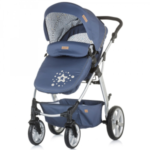 Carucior Chipolino Fama 2 in 1 marine blue7