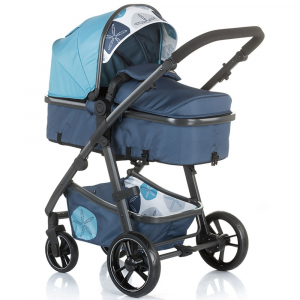 Carucior Chipolino Milo 2 in 1 marine blue1