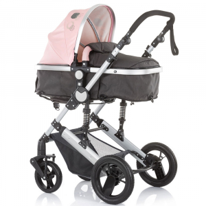 Carucior Chipolino Terra 3 in 1 rose pink2
