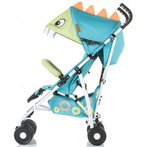 Carucior sport Chipolino Ergo blue baby dragon1