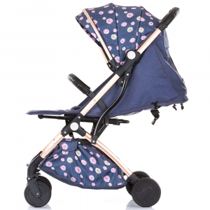 Carucior sport Chipolino Vibe denim rose3