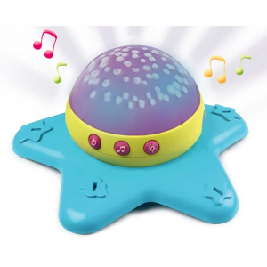 Carusel muzical Smoby Cotoons Star 2 in 14