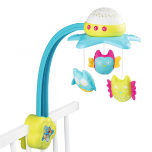 Carusel muzical Smoby Cotoons Star 2 in 1 [1]