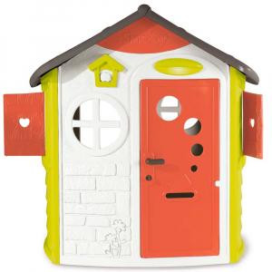 Casuta pentru copii Smoby Jura Logde Playhouse [1]