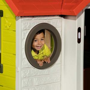 Casuta pentru copii Smoby My House cu masuta picnic3